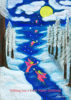 Diana Haronis - Faery Merry Christmas