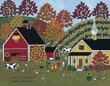 Fall On The Farm by Medana Gabbard
