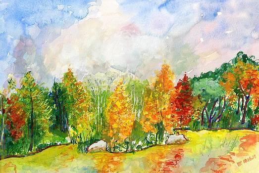 Fall2014-9 by Vladimir Kezerashvili