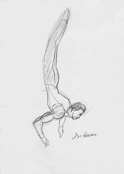 Figure Sketch by Jose Valeriano