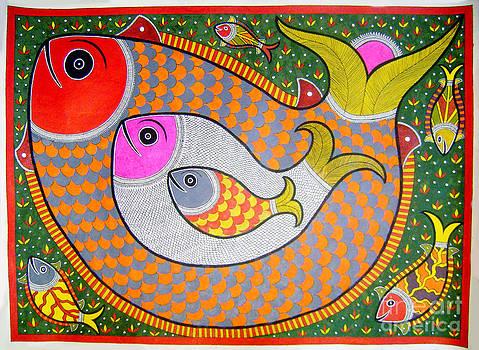 Fishes by Neeraj kumar Jha