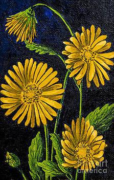 Svetlana Sewell - Flowers