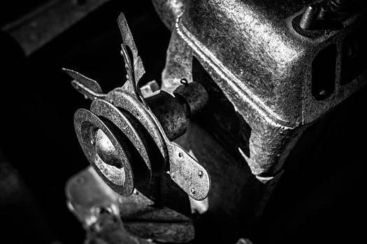 Flywheel by Wayne Stadler