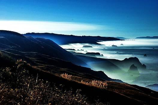 Fog Rising by Helen Carson