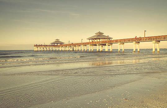 Kim Hojnacki - Fort Myers Beach Pier