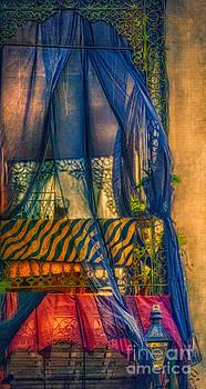 Kathleen K Parker - French Quarter Balcony