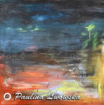 Galaxy 2012 by Paulina Lwowska