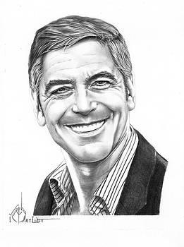 George Clooney by Murphy Elliott
