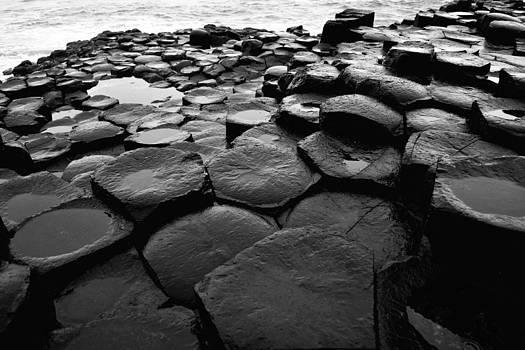 Giants Causeway by Peter McAuley