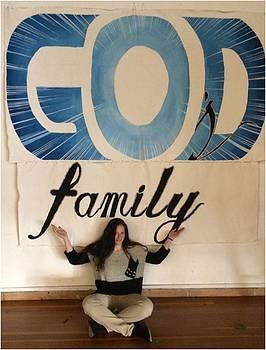God's Family by Paulina Lwowska