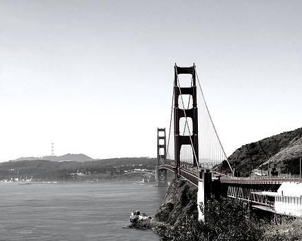 Golden Gate Bridge by Ken Reardon