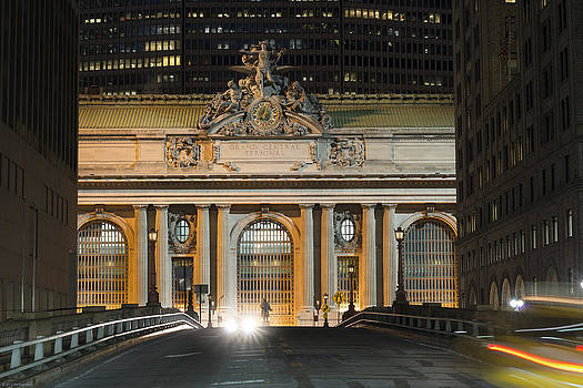 Grand Central Terminal by Michael Davis