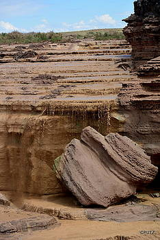 Grand Falls by Carrie Putz