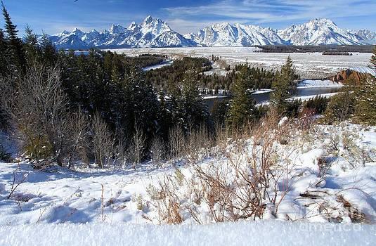 Adam Jewell - Grand Teton Landscape