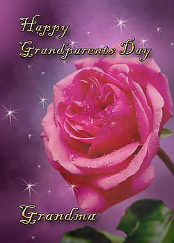 Jeanette K - Grandparents Day Grandma Rose