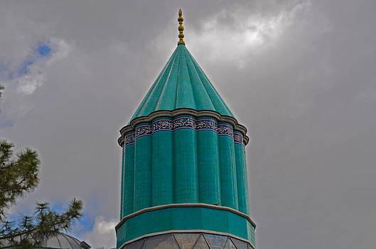 Green Dome by Kivanc Ekinci