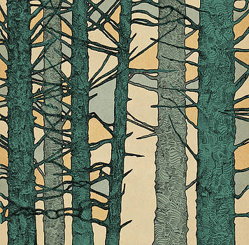 Green Trees by Patrick Butler