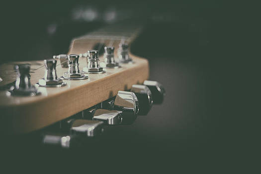 Karol  Livote - Guitar Head At A Glance