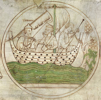 Guthlac Roll by British Library