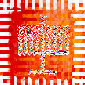 Hanukkah Burning Bright by Odi  Kletski