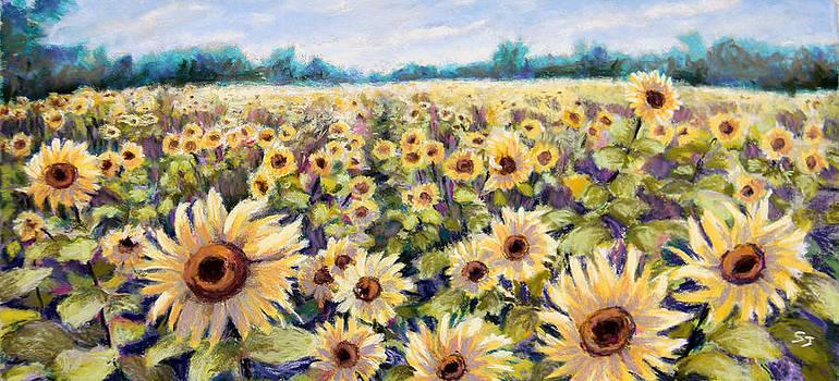 Happiness Field by Susan Jenkins