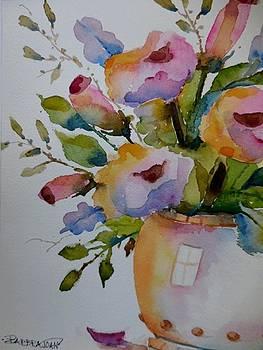 Happiness Is  by Barbra Joan