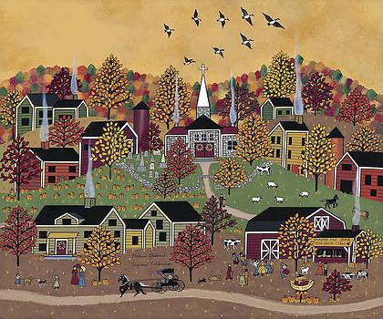 Harvest Celebration by Medana Gabbard