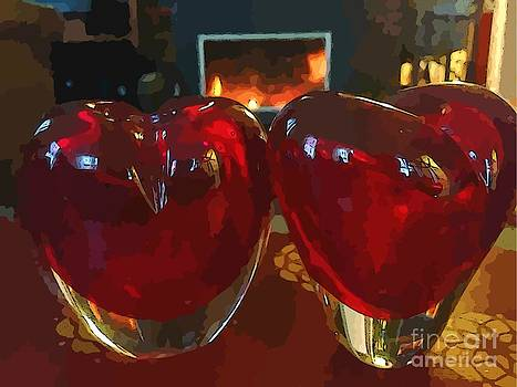 Hearts Afire by Anne Sterling