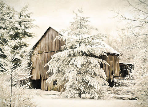 Heavy Snow by Kathy Jennings