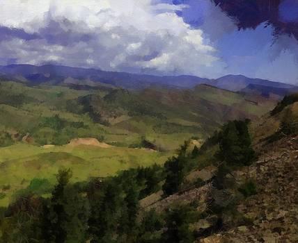 Heil Valley Ranch 2 by Carol Sullivan