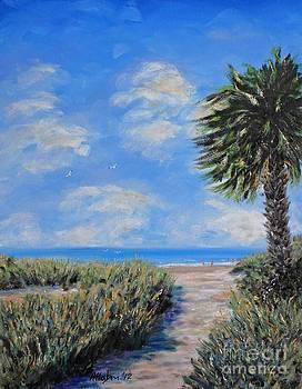 Hilton Head Beach II by Stanton Allaben