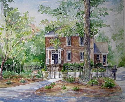 Home Portrait SOLD by Gloria Turner