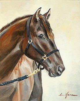Horse by Luke Karcz