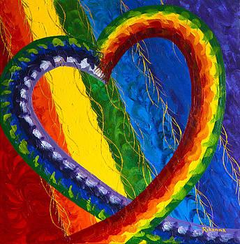 I AM Love by Judy M Watts-Rohanna