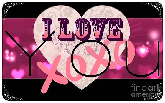 I Love You by Daryl Macintyre