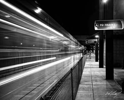 In Transit by Zach Connor