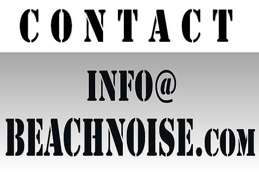 info@ BeachNoise.com by Joseph Fleming