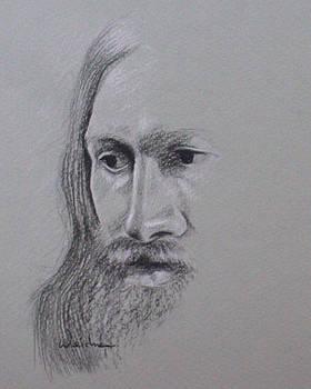 Jesus by Kathy Weidner