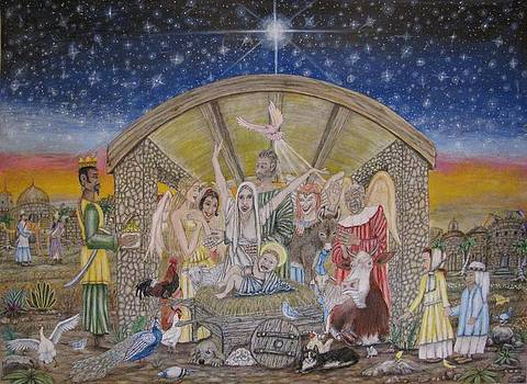 Joy To The World by Neal David Reilly