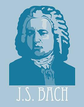 J.S. Bach by Patrick Collins