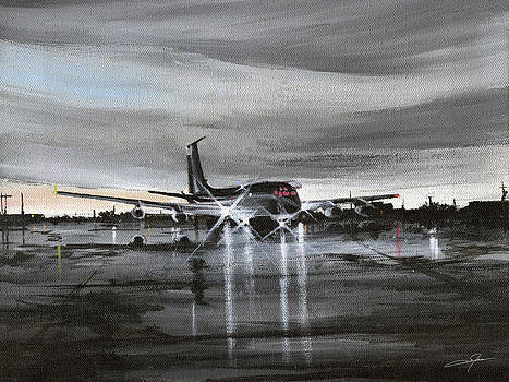 Dale Jackson - KC-135A