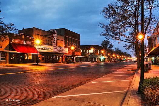 Kearney - Nebraska by Andrea Kelley