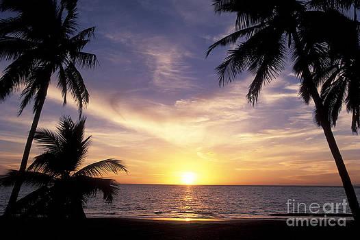 Kihei Maui Sunset by David Olsen
