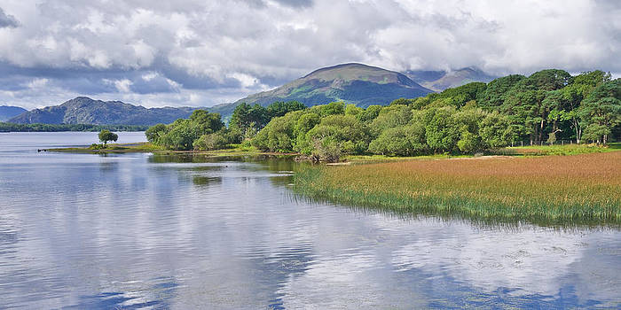 Jane McIlroy - Killarney Lake Reflections