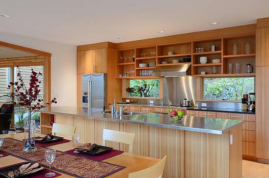 Kitchen by Will Austin