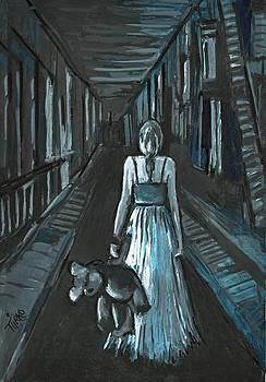 La Fille Au Bout du Tunnel by Mirko Gallery