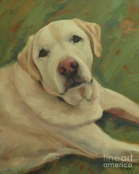 Labrador Retriever by Pet Whimsy  Portraits