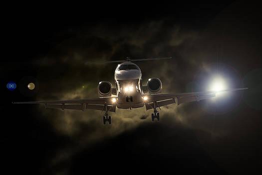 Landing by Paul Job