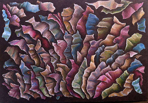 Layers CXVII by Diana Durr