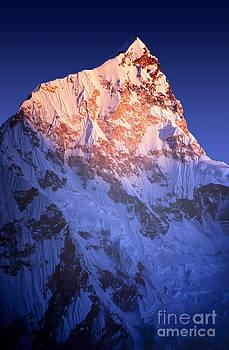 Tim Hester - Lhotse Sunset